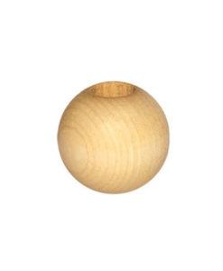 Wooden Macrame Beads