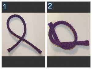 Overhand Knot Step By Step Guide