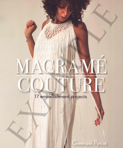 Macrame Couture Front Cover