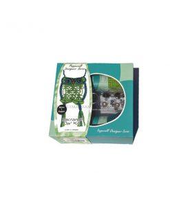 Macrame Owl Kit Deluxe Box