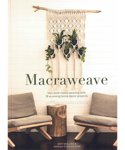 Macraweave Front Cover Shop Icon