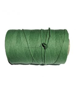 Natural-Cotton-Cord-3mm-Green