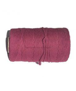 Australian-Natural-Cotton-Cord-Maroon