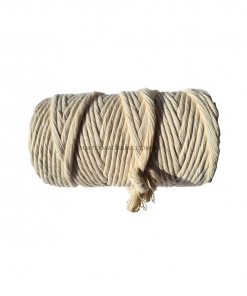 Australian Natural Cotton Cord 9mm
