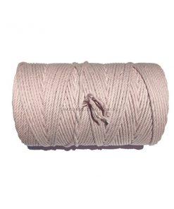 Australian-Natural-Cotton-Rope-Pastel-Pink-4.5mm