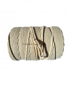 Australian Natural Cotton Rope Natural Colour 5mm 2KG