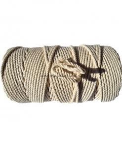 Australian Natural Cotton Rope Natural Colour 5mm 1KG