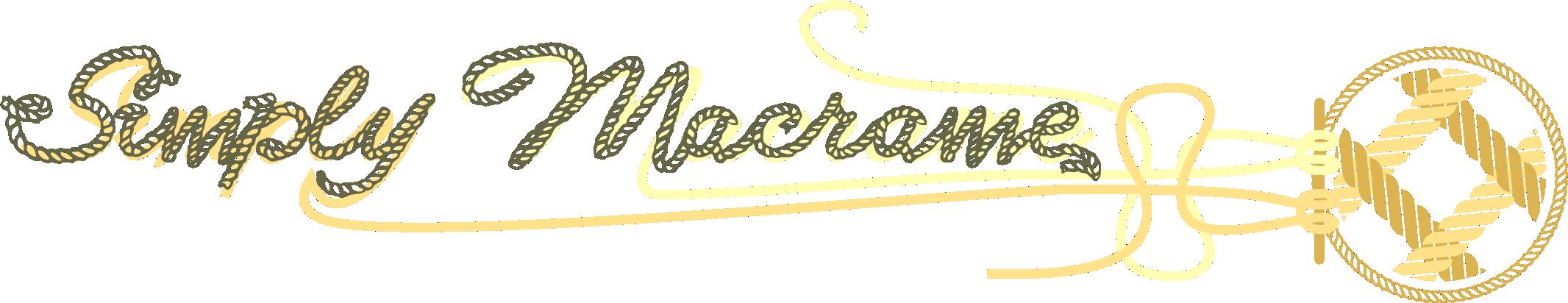 Simply Macrame